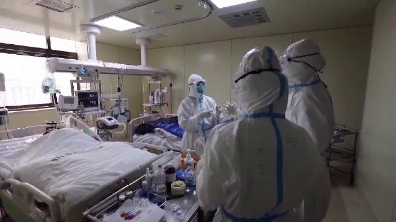 Spitalele Covid au rămas fără locuri la terapie intensivă, autoritățile folosesc unitățile modulare. Prognoza este sumbră