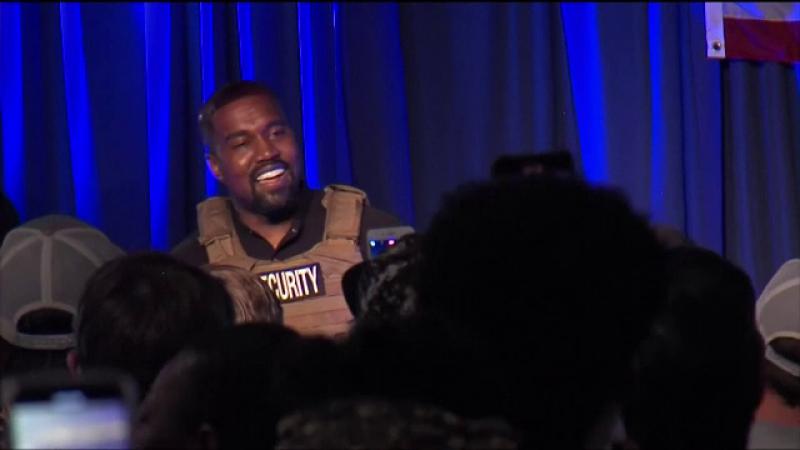 Kanye West, promisiuni electorale: \