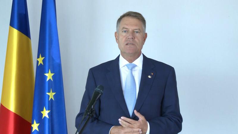 Iohannis: România a obţinut 79.9 miliarde de euro la summitul UE