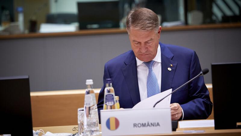 Klaus Iohannis, Bruxelles