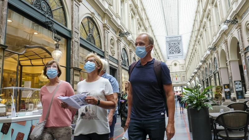 Belgia, coronavirus