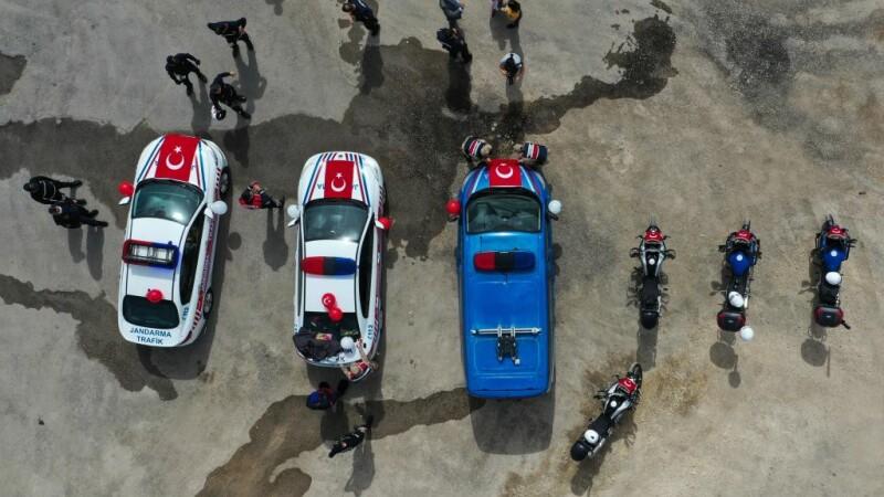 Poliția din Turcia