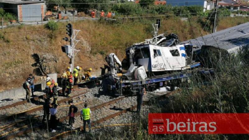 accident tren coimbra