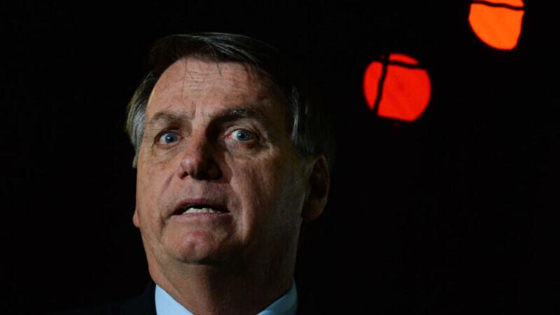 Preşedintele Jair Bolsonaro, internat pentru că sughiță de mai bine de 10 zile