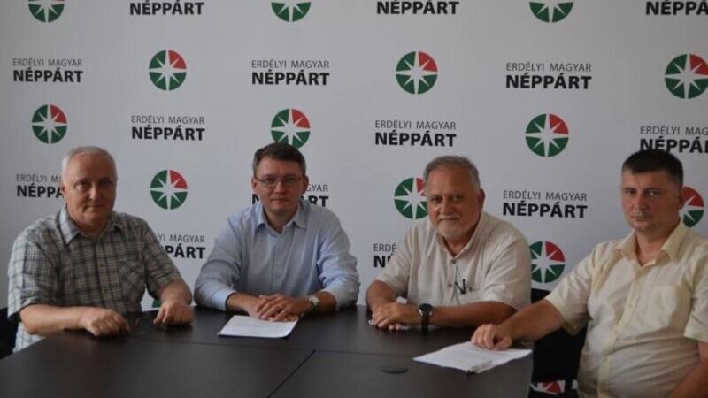 Partidul Popular Maghiar din Transilvania (EMNP)