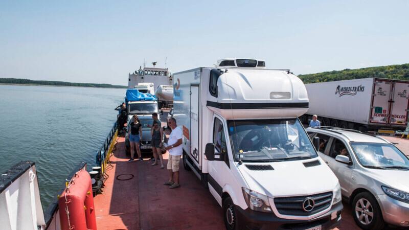 Vama Bechet se redeschide pentru turiști de la 1 august. Este folosită pentru drumul către Grecia