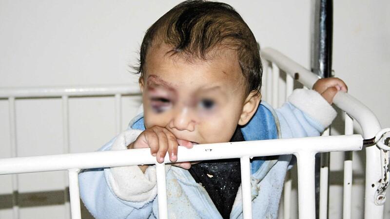 Copiii din Romania, victimele unor abuzuri incredible