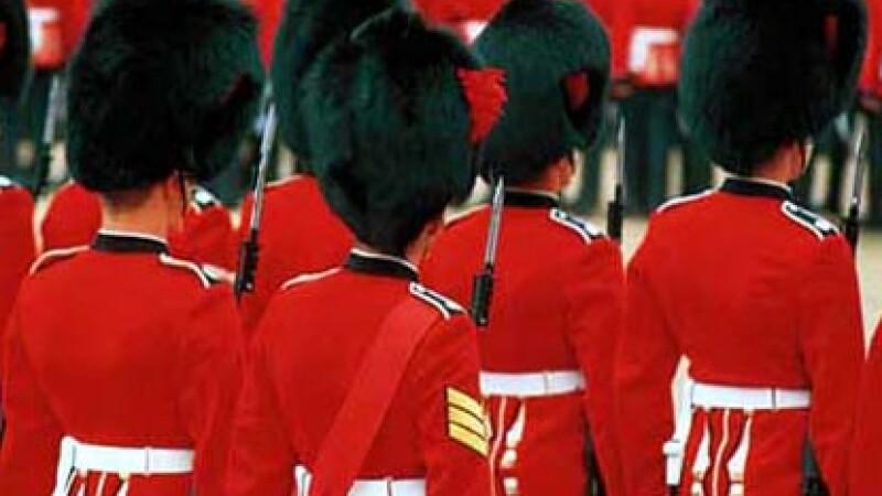 Paznicii Turnului Londrei
