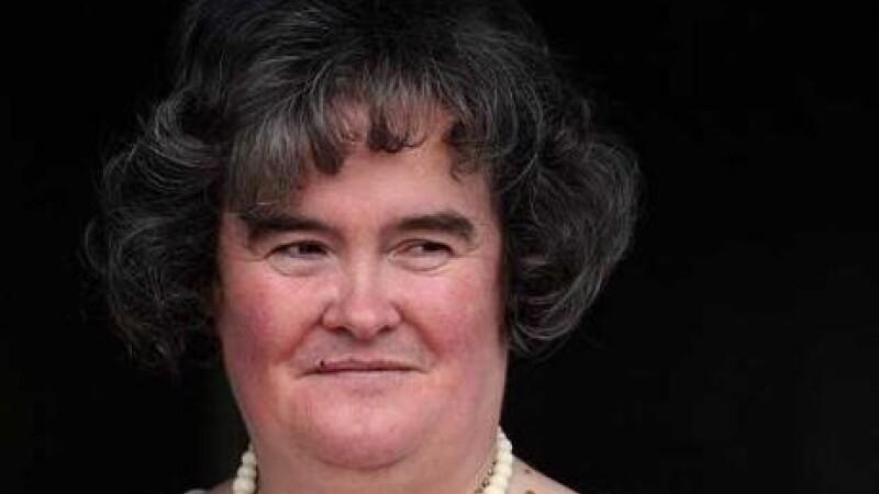 Susan Boyle canta de mama-focului in 2001! VEZI VIDEO