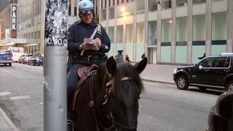 politist SUA