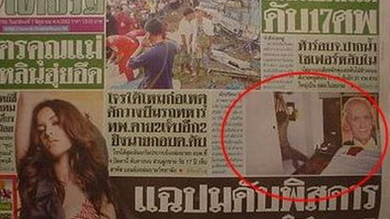 ziarul thailandez