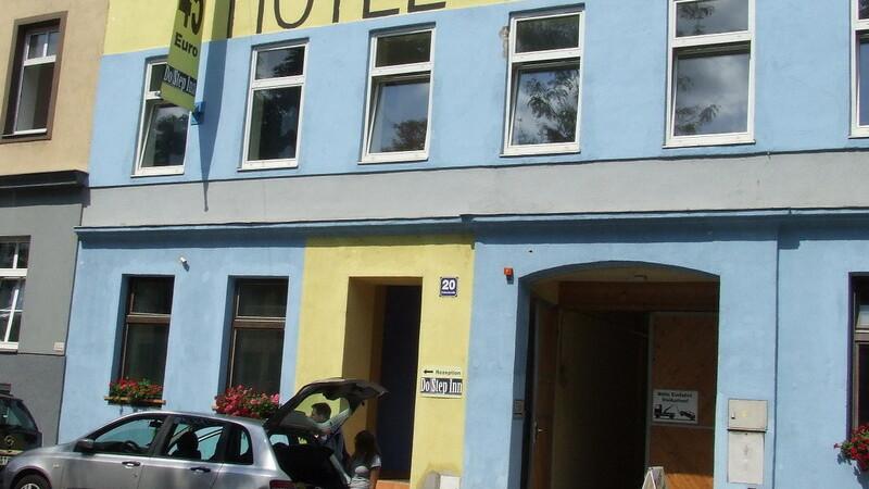 DoStepInn hostel