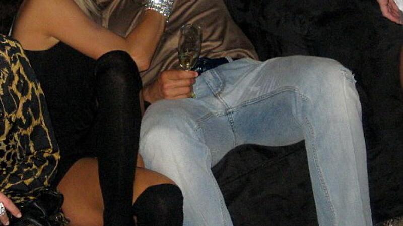 Paris Hilton, Cristiano Ronaldo