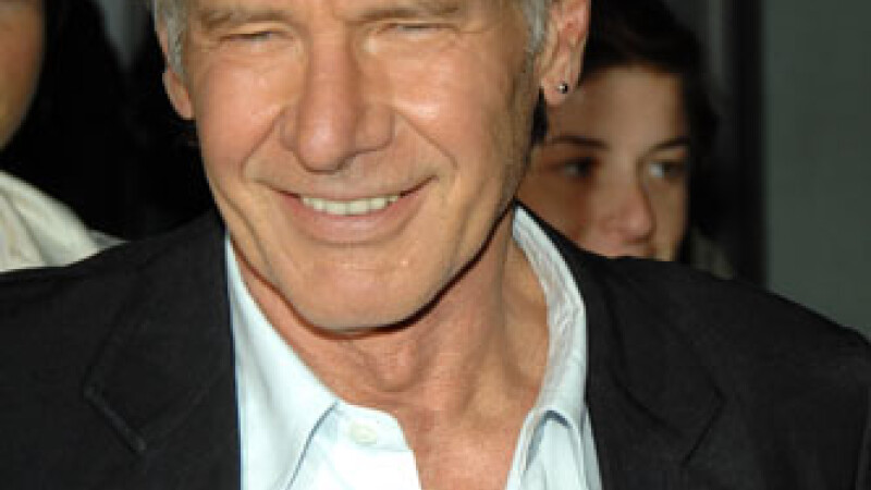 Harrison Ford si-a imbogatit colectia cu inca un trofeu!