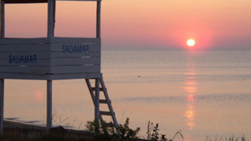 plaja Romania