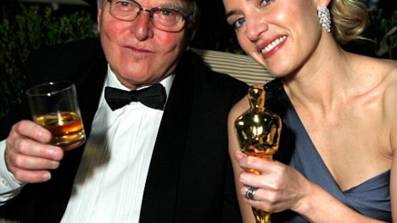 Kate Winslet si tatal sau