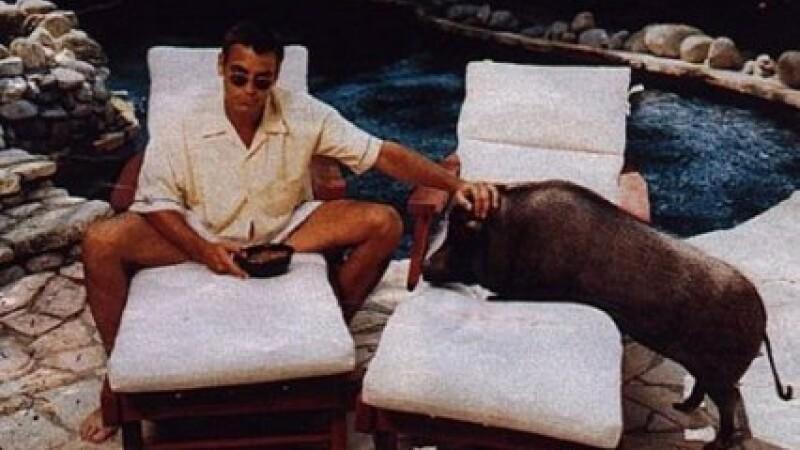 George Clooney si Max