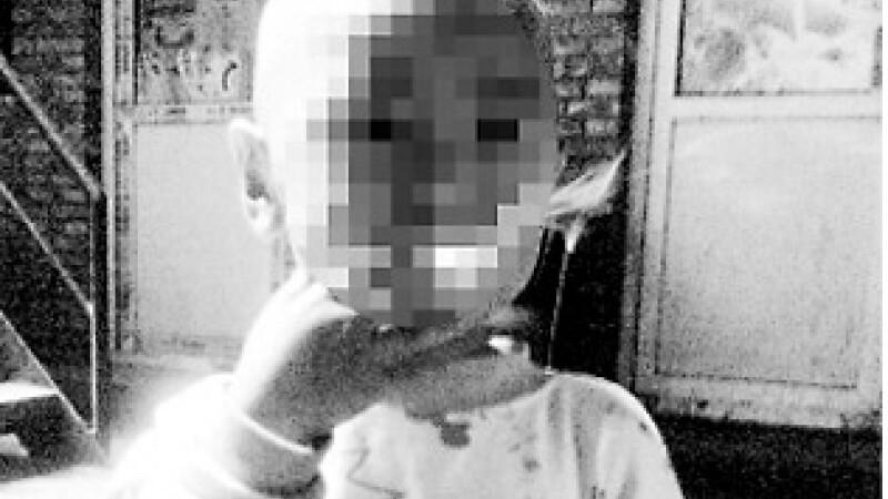 copil fumator