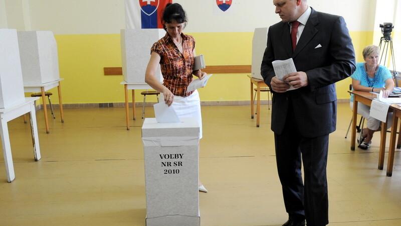 alegeri Slovacia
