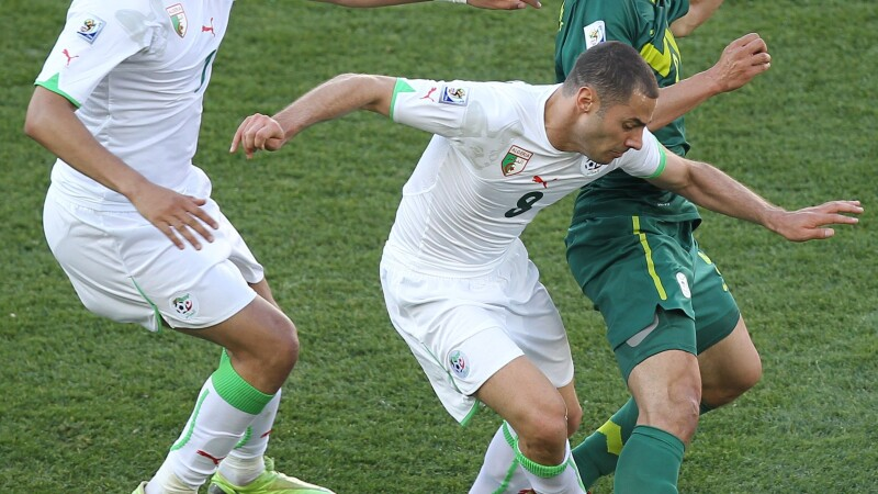 Algeria - Slovenia