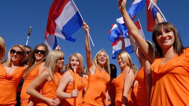 Suporteri Olanda