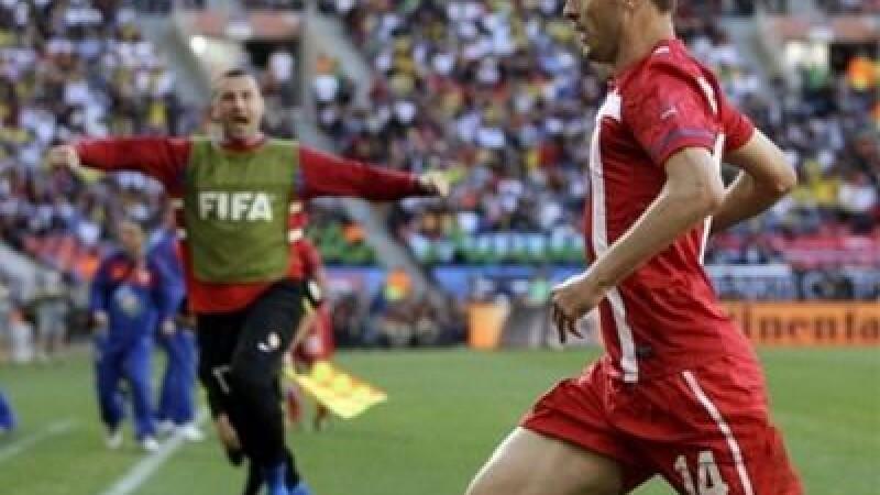 Serbia-Germania 1-0 in grupa D la Cupa Mondiala