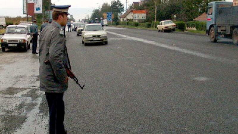 Filtru organizat de politie