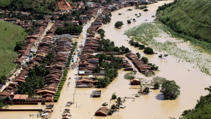 Brazilia inundatii