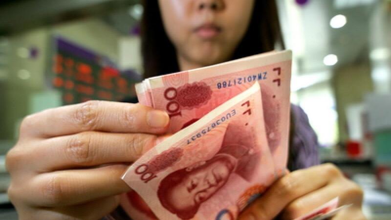 Bancnote chinezesti