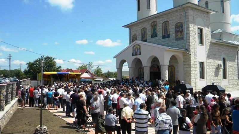 Biserica din Mihail Kogalniceanu
