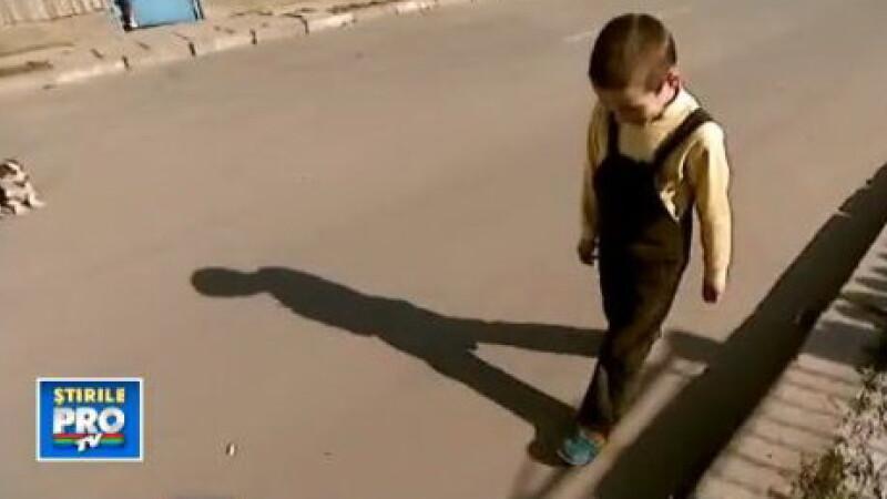 Vreau si eu parintii mei: Povestea lui Ionut, copilul cu familie de imprumut