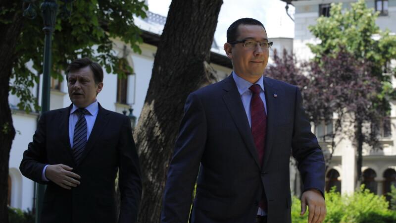 Ponta:Nu are nimeni niciun avantaj din alegeri parlamentare in octombrie,cred ca toata lumea castiga