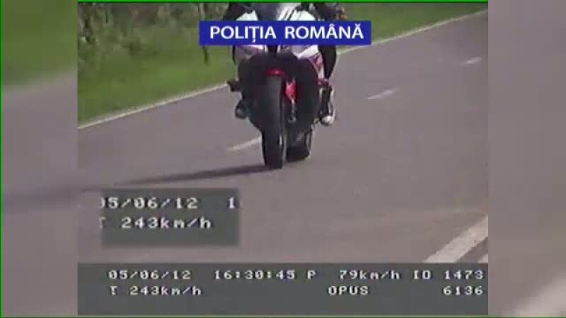 Motociclist 243