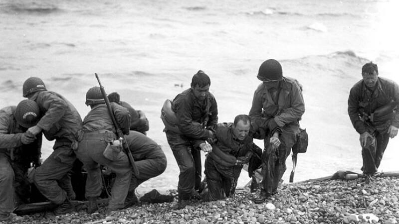 razboi, debarcarea din Normandia 5