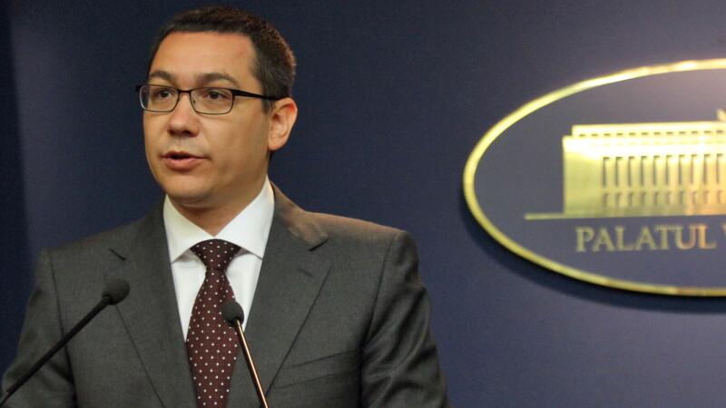 Guvernul anunta o posibila reducere a TVA-ului. Ce spune Victor Ponta despre consultarile de la Cotroceni