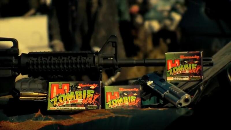 Zombie Bullets