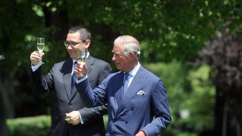 Printul Charles si Ponta