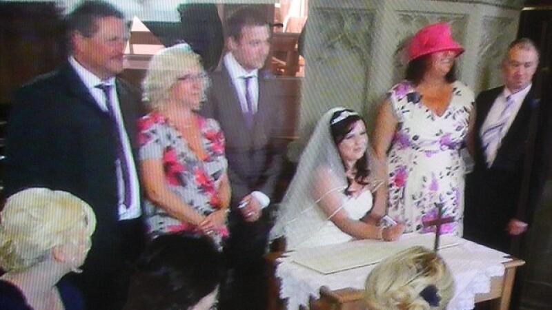 Ce a patit cuplul care a decis sa-si organizeze nunta intr-o zi de Vineri 13