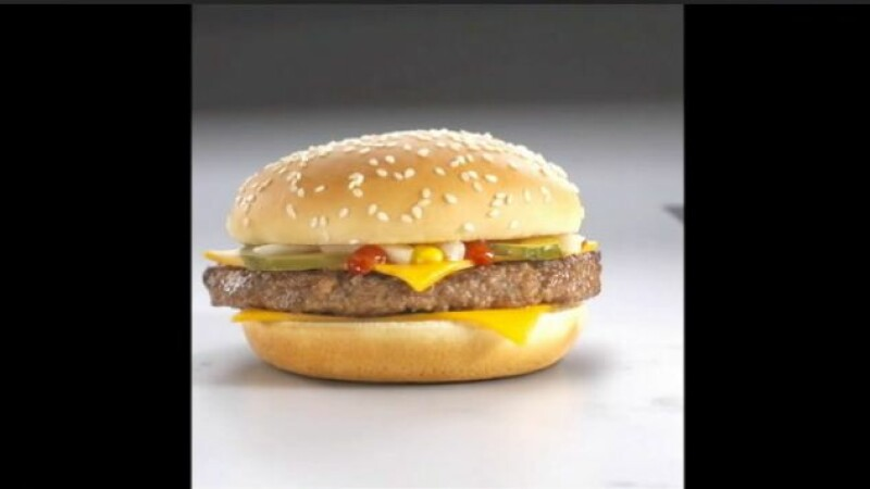 hamburger, McDonald's