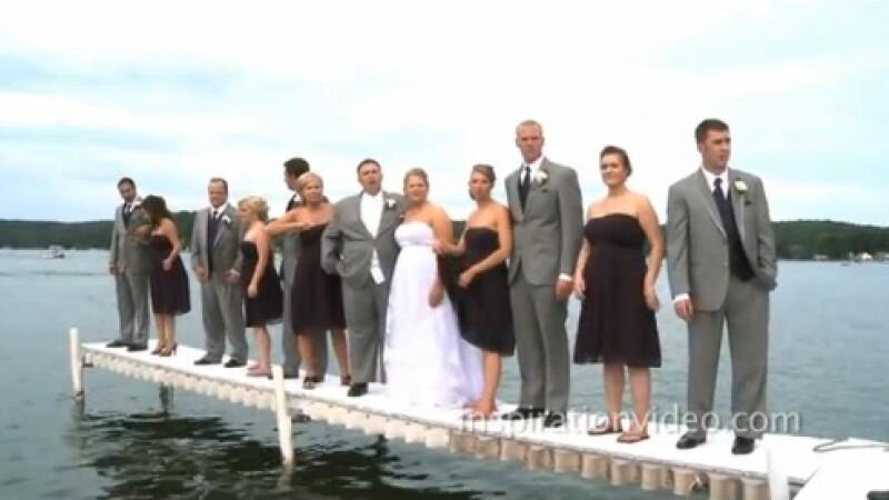 Gestul care ar putea duce la divort. Ce a facut sotul la cateva ore dupa nunta. VIDEO