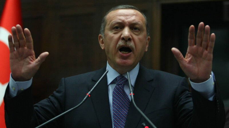 Premierul Turciei, Recep Tayyip Erdogan
