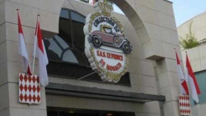 Colectie de masini - Monaco