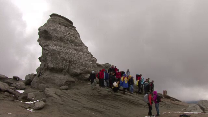 Sfinx, munte