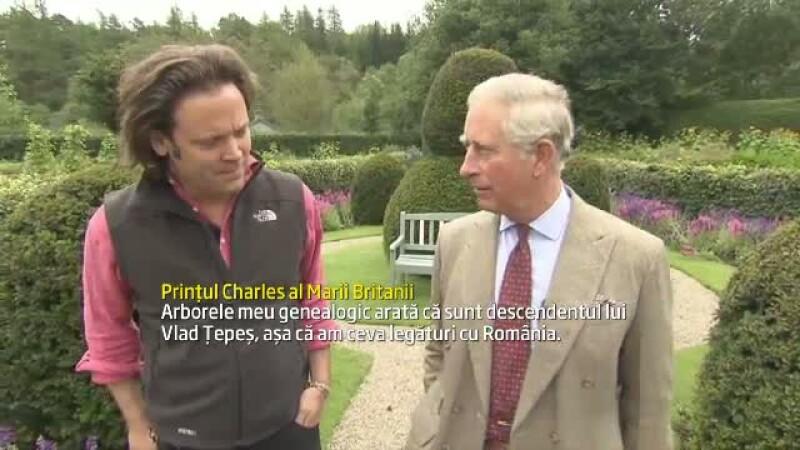 Printul Charles, indragostit de Romania. Cu ce compara tara noastra in documentarul