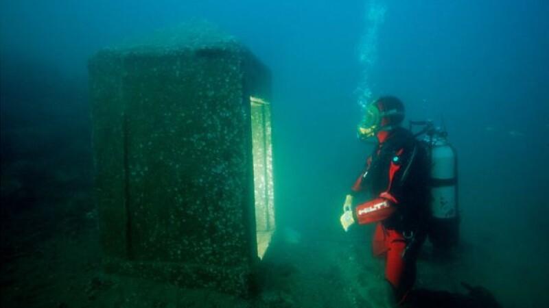 ruine subacvatice