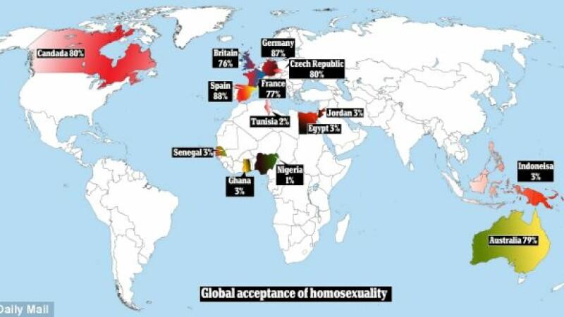 Sustin ca nu tolereaza homosexualitate, insa cautarile pakistanezilor pe Google spun altceva