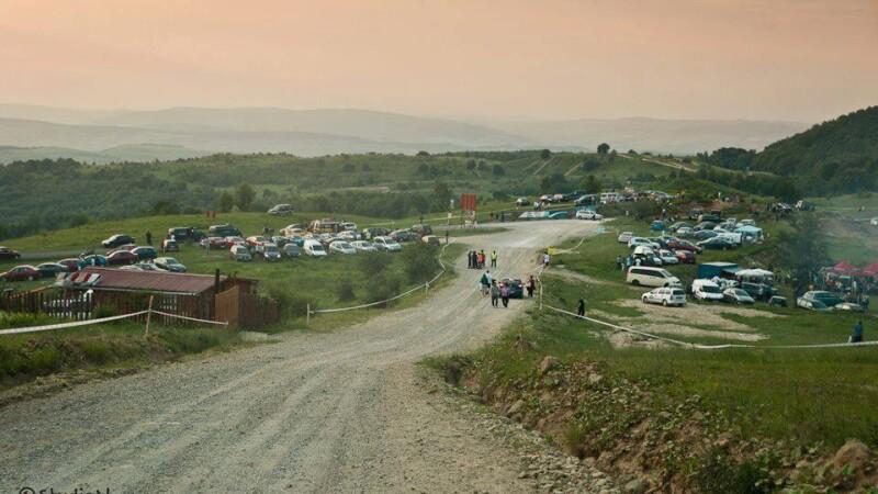 Se tureaza motoarele. Transilvania Rally tinteste competitiile internationale. Programul probelor
