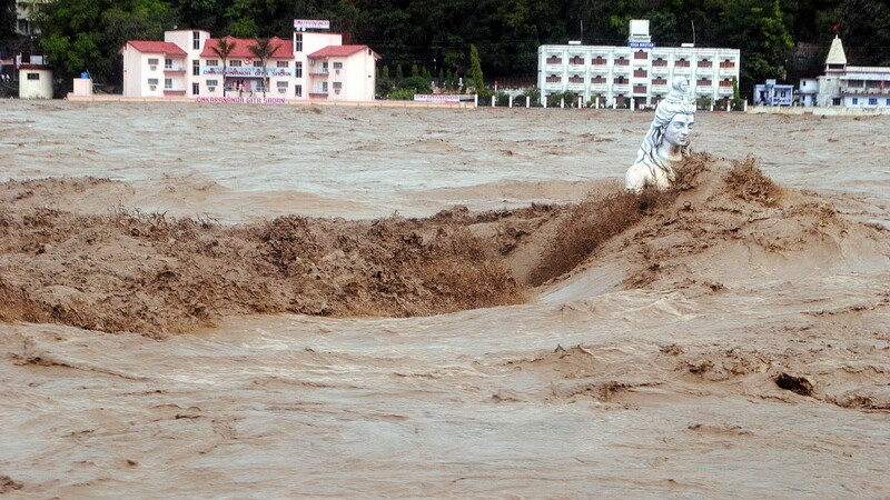 India, inundatii - 2