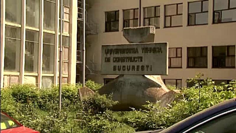 Universitatea Tehnica de Constructii din Bucuresti