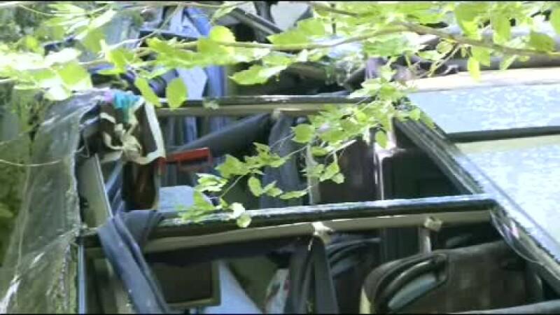 Doi dintre ranitii din Muntenegru inca nu pot fi identificati. 19 persoane au murit, 18 fiind romani